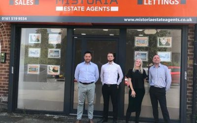 Mistoria Estate Agents expands with new Cheadle branch