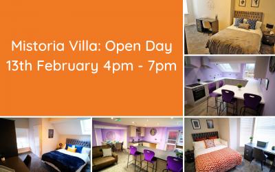 Mistoria Villa: Open Day